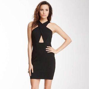 Wow Couture Cross front LBD